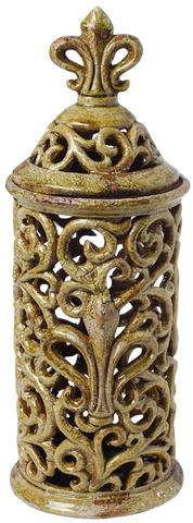 Статуэтка Evergreen Кувшин малый коричневый
