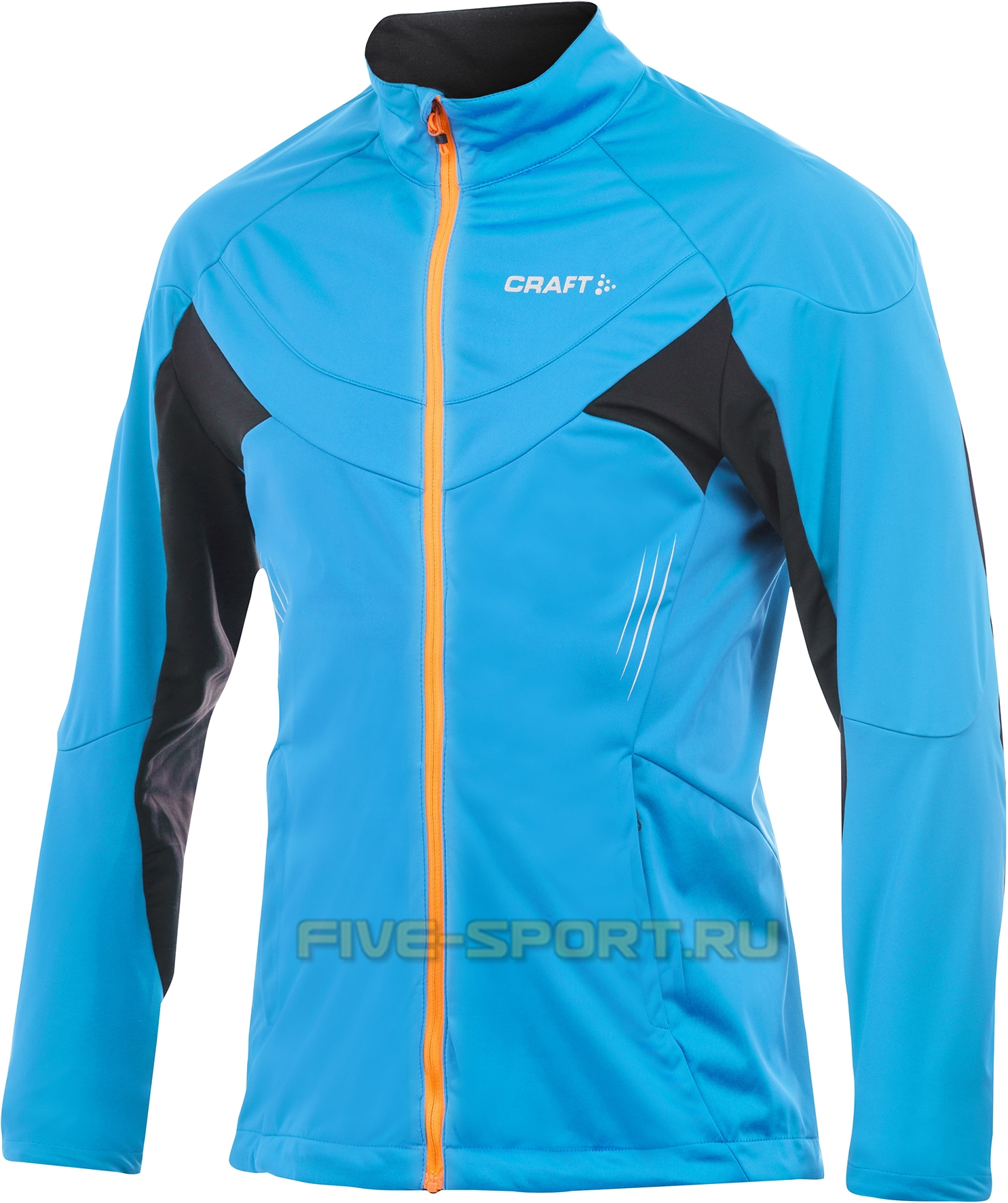 Лыжная куртка Craft PXC High Performance мужская Blue