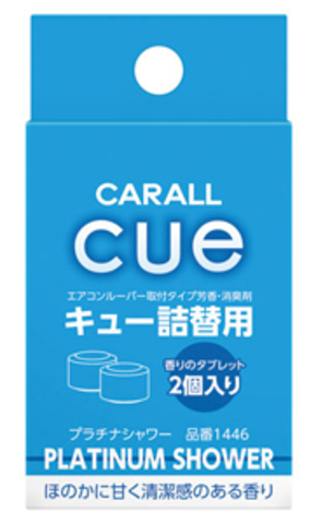 CUE REFILLS 1446 (platinum shower) освежитель воздуха