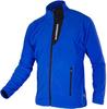 Флисовый джемпер Noname Fleece Jacket blue