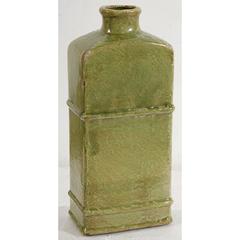 Статуэтка Evergreen Кувшин большой зеленый