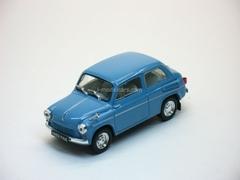 ZAZ-965E Yalta 1963 blue 1:43 Nash Avtoprom