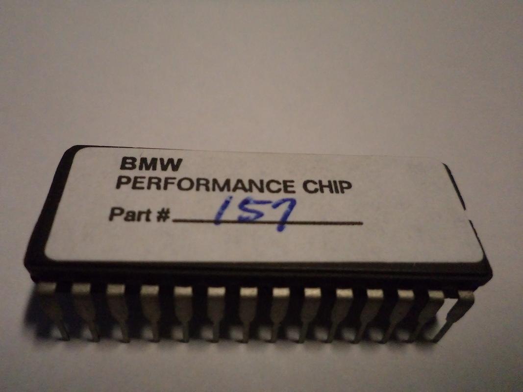 БМВ Перформансе чип