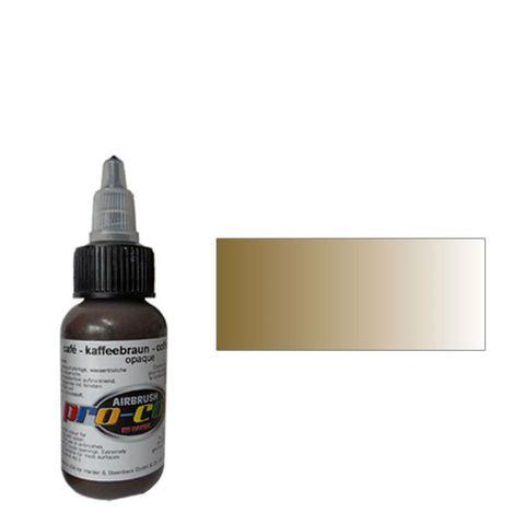 60022 Краска для аэрографии Pro-Color Coffee (КОФЕЙНЫЙ) 30мл. укрывистый