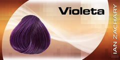 Фиолетовый IAN ZACHARY