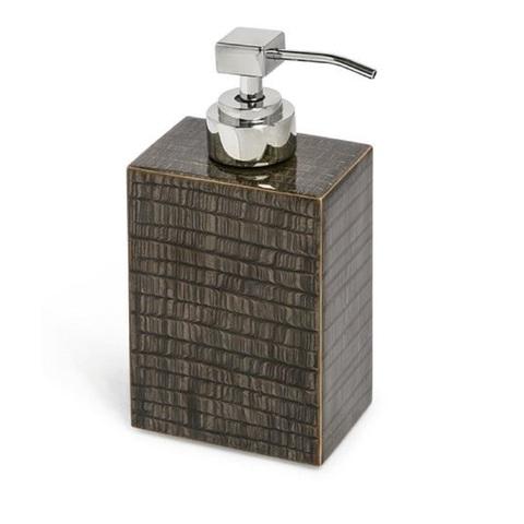 Дозатор для жидкого мыла Delano Chestnut от Kassatex