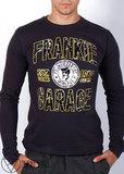 Лонгслив Мужская Frankie Garage