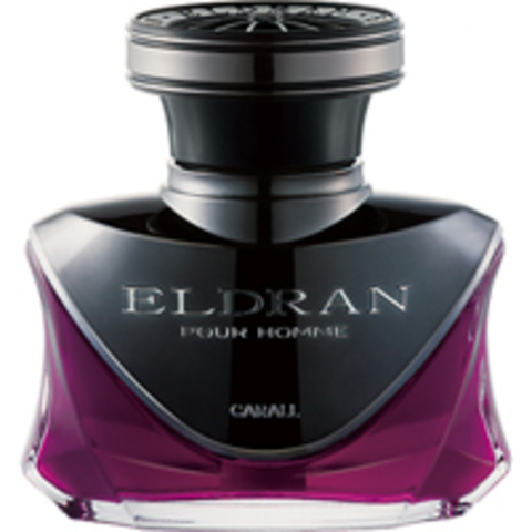 ELDRAN BLACK 1856 (midnight shower) освежитель воздуха