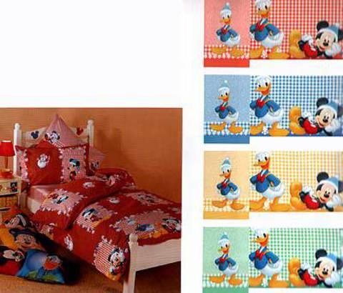 Детское постельное белье Caleffi Disney Mitto
