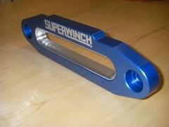 Клюз SUPERWINCH для синтетического троса стандартный с узкой прорезью
