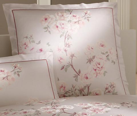 Элитная наволочка Viktoria розовая от Elegante
