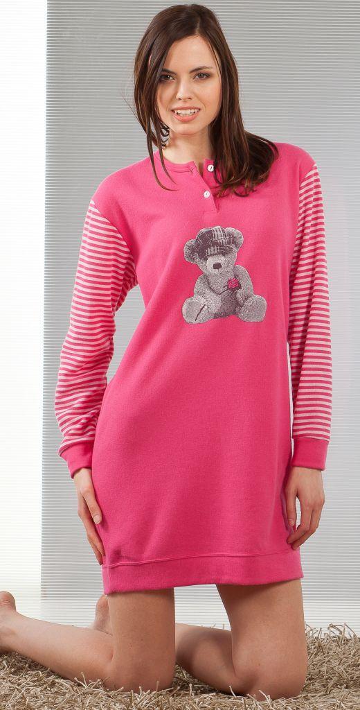 Теплое платье для дома Stella Due Gi (Домашние платья и ночные сорочки)