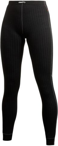 Термобелье рейтузы Craft Warm Wool женские черные