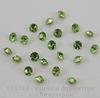 Стразы ювелирные (цвет - светло-зеленый) 2,2 мм, 10 шт