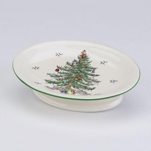 Мыльницы Мыльница Avanti Spode Christmas Tree mylnitsa-spode-christmas-tree-ot-avanti-ssha-kitay.jpg