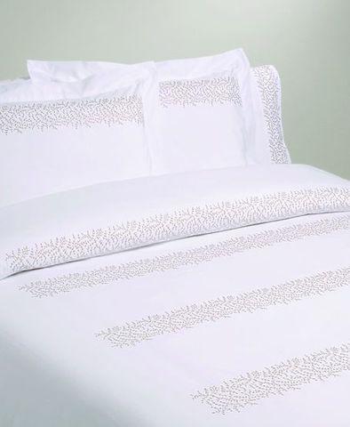 Постельное белье 1.5 спальное Bovi Жемчужный узор
