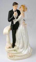 Свадебная фигура 9526