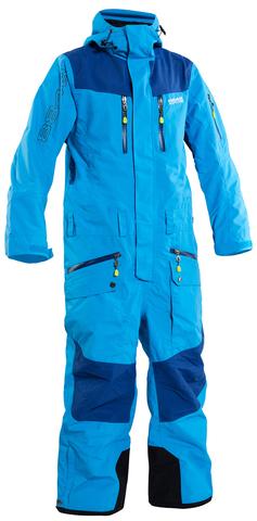 Комбинезон горнолыжный 8848 Altitude Kida Turquoise унисекс женский
