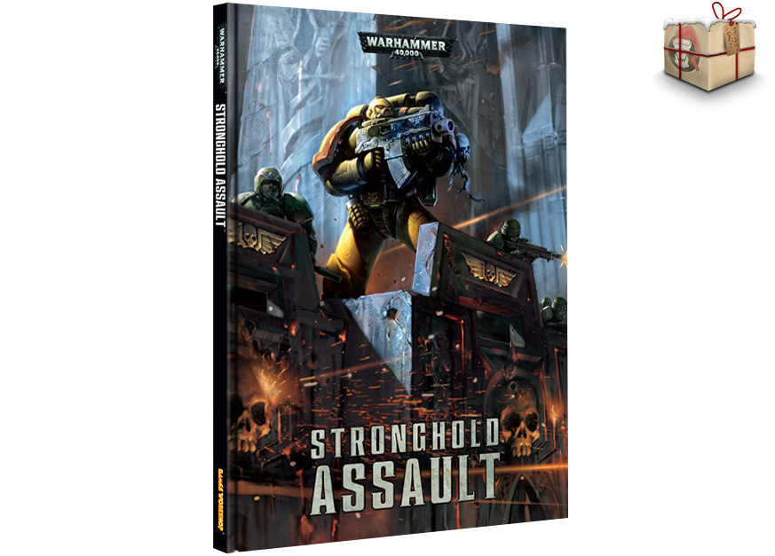 Warhammer 40,000: Stronghold Assault (на русском языке)