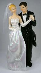 Свадебная фигура 9525