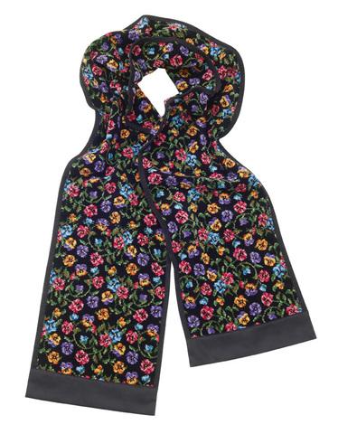 Элитный плед-шарф шенилловый Fatima petit от Feiler