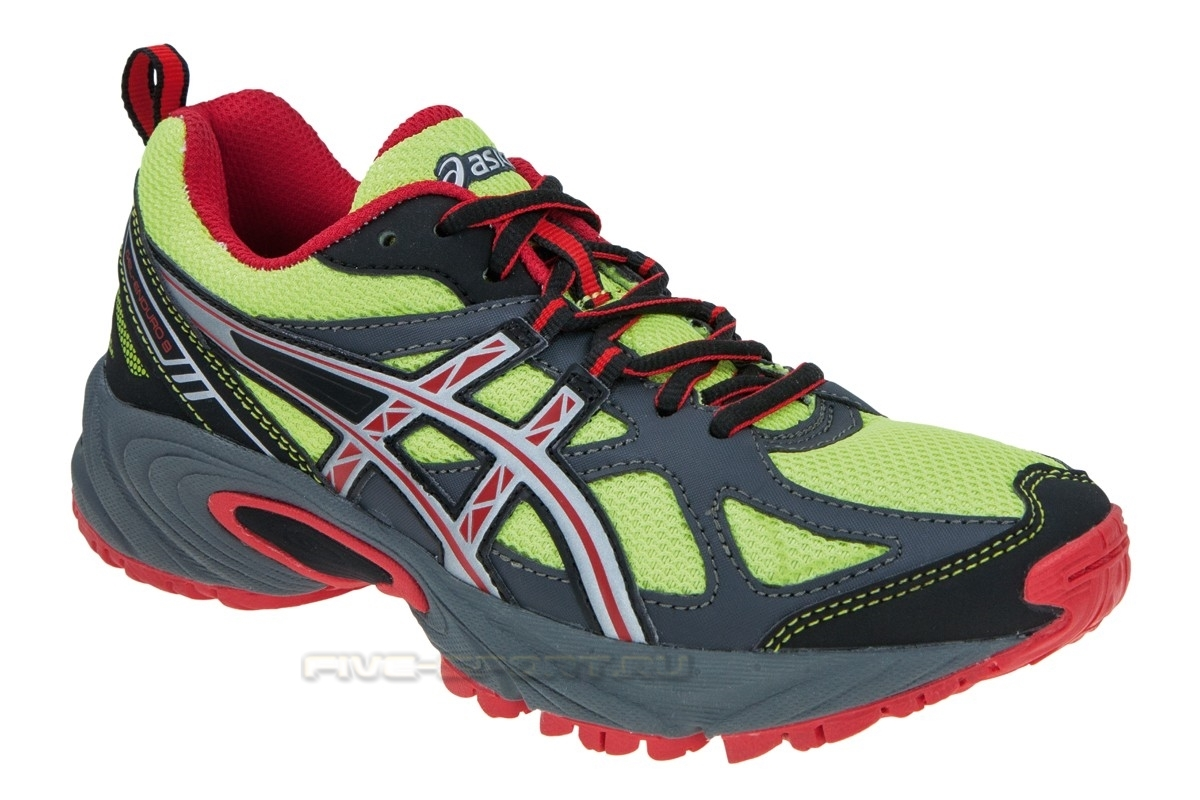 Кроссовки Asics Gel-Enduro 9 GS - купить в Five-sport.ru C331N 0593