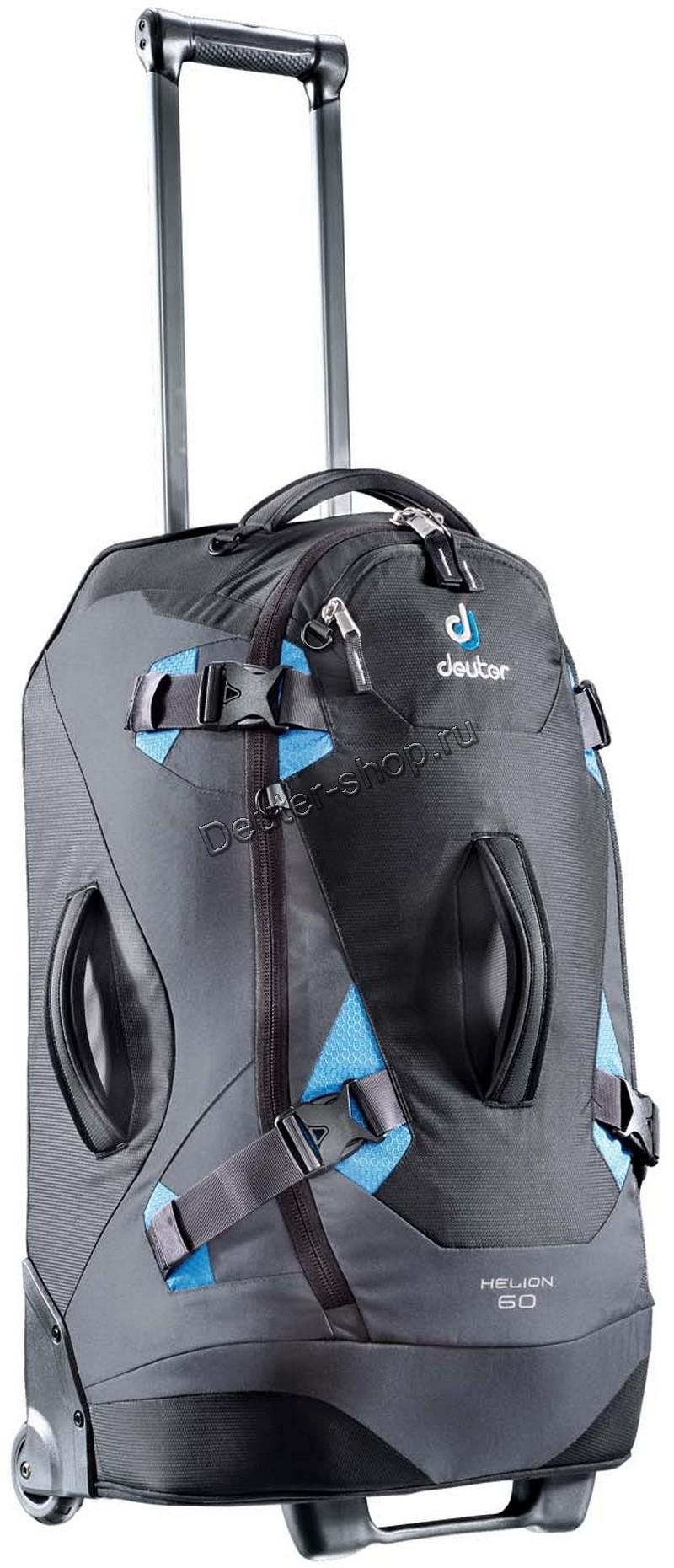 Сумка рюкзак на колесах deuter helion 60 школьные рюкзаки тайгер киев