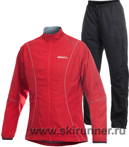 Костюм Craft Active Wind Red женский