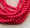 5810 Хрустальный жемчуг Сваровски Crystal Neon Pink круглый 4 мм,  10 штук