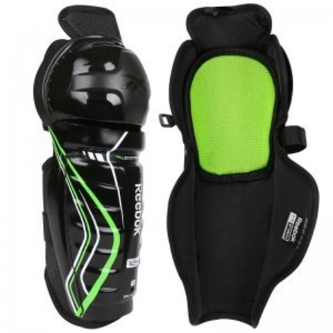 Щитки хоккейные REEBOK 12K YTH Hockey Shin Guards