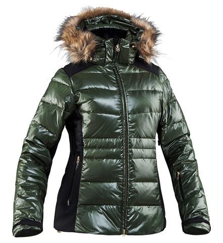 Горнолыжная куртка 8848 Altitude Bellamore Olive