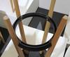 стул барный деревянный  02-42 ( by Mario Forti )