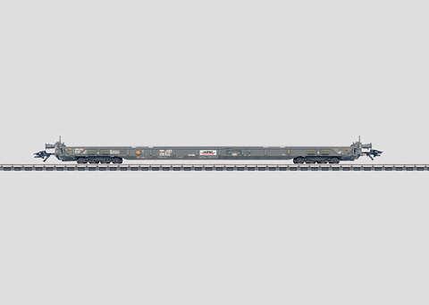 47404 Marklin Платформа пониженная, тип Saakms SBB/CFF/FFS