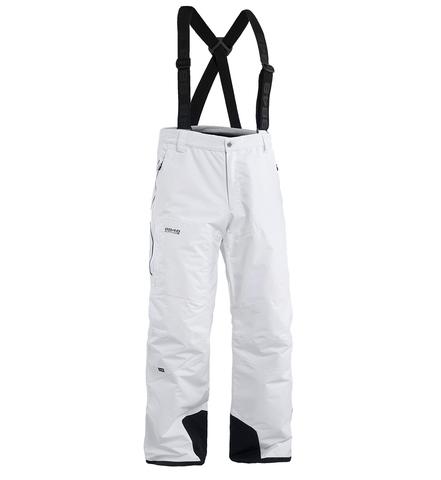 Брюки горнолыжные 8848 Altitude ZIG мужские White
