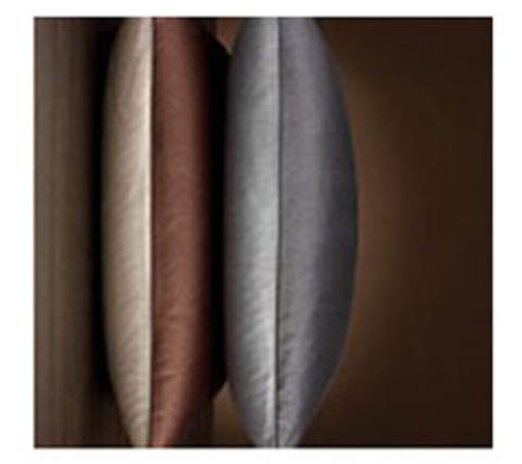Элитная наволочка Basic коричневая от Elegante