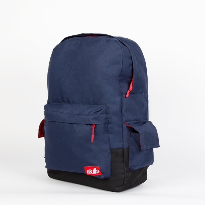 Рюкзак SKILLS FW14 NAVY/BLACK