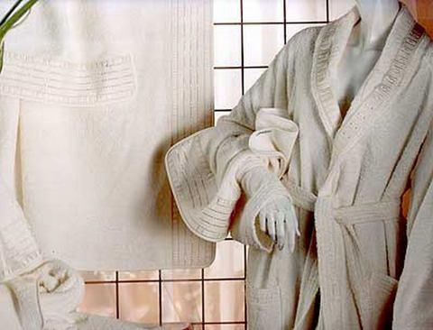 Элитный халат махровый Stella от Lady Laura