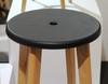 стул барный деревянный  02-43 ( by Mario Forti )