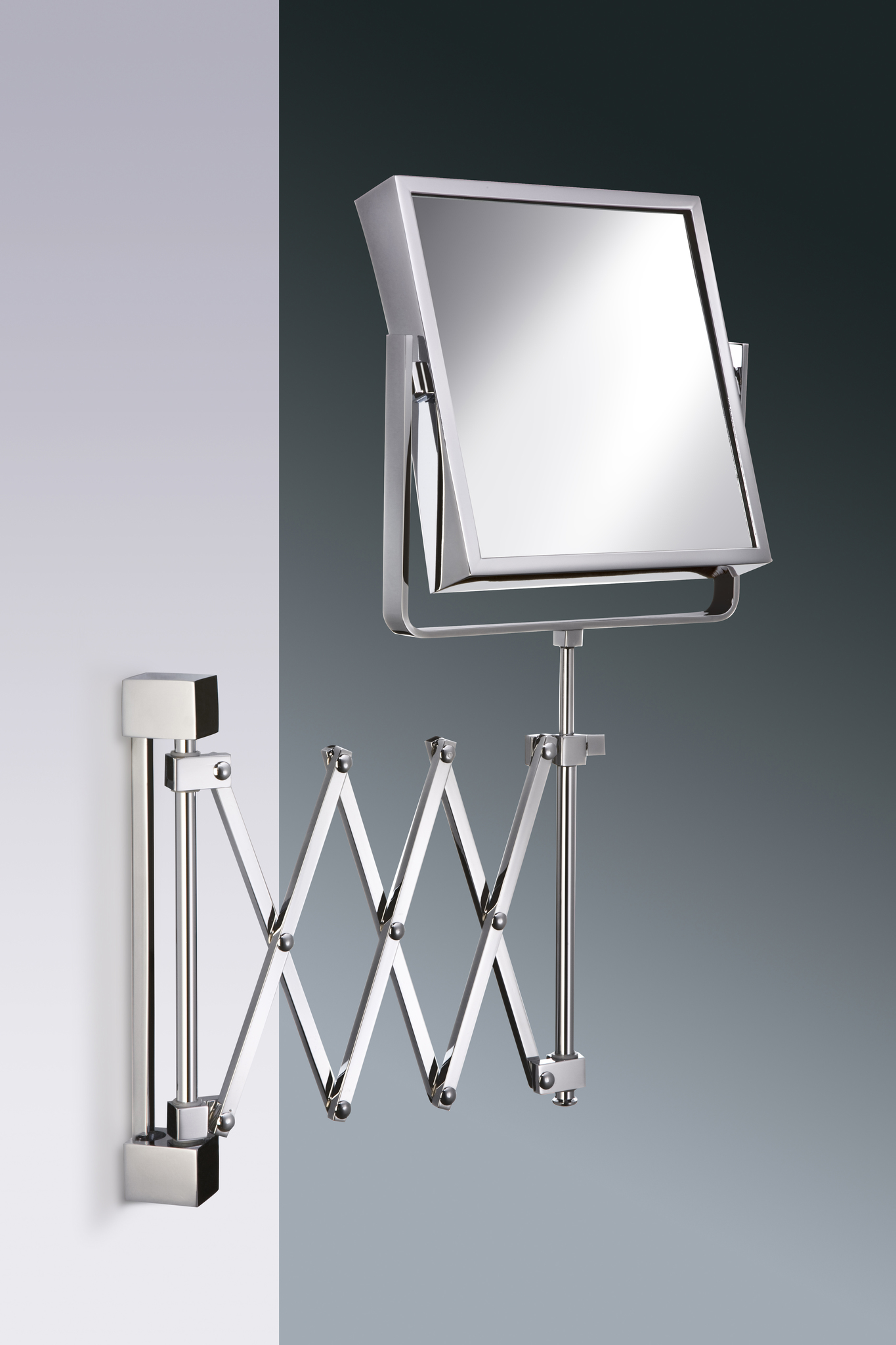 Элитное зеркало косметическое 99348CR 5X от Windisch