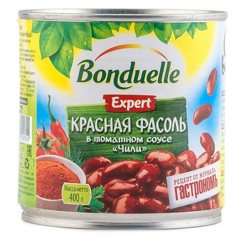"""Фасоль """"Bonduelle"""" Чили красная в соусе, 400 г"""