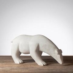 Статуэтка Белый медведь от Roomers