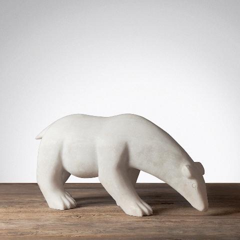 Статуэтки Статуэтка Белый медведь от Roomers statuetka-belyy-medved-ot-roomers-niderlandy.jpeg