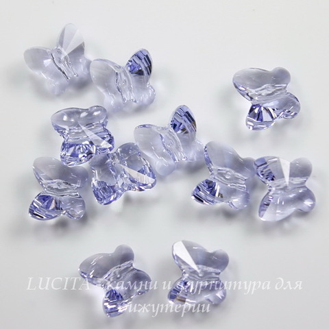 5754 Бусина в виде бабочки Сваровски Provence Lavender 8 мм ()