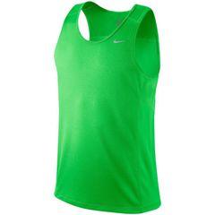 Мужская майка л/а Nike MilerSinglet (519694 370)