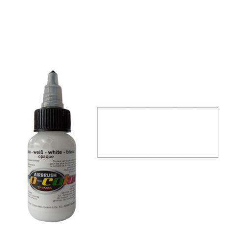 61023 Краска для аэрографии Pro-Color White (БЕЛЫЙ) 125мл. укрывистый