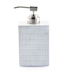 Дозатор для жидкого мыла Delano Silver от Kassatex