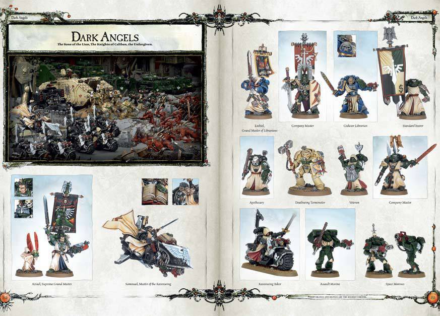 Warhammer 40,000: Rulebook (6 редакция)