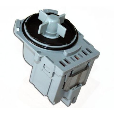 Насос сливной для стиральной машины Electrolux/Zanussi/AEG - 3 защ., назад клеммы под фишку - Askoll m221, М224