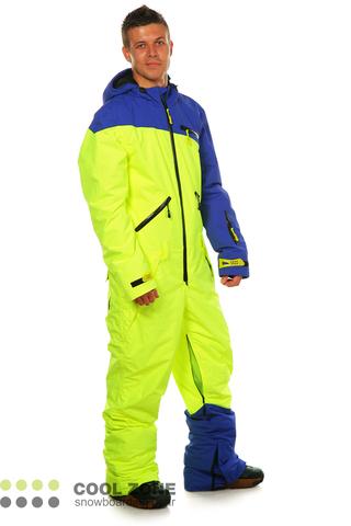Сноубордический комбинезон мужской Cool Zone 2427