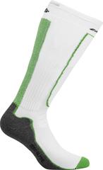Носки гольфы Craft Active Alpine белые для беговых или горных лыж